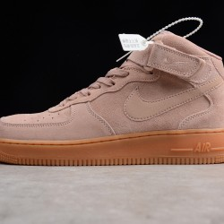 2020 Nike Air Force 1 Pink Running Shoes AF1 Womens Sneakers AA1117 600