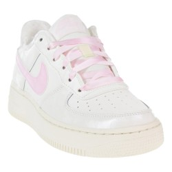 2020 Nike Air Force 1 Sail Arctic Pink White Pink Womens Running Shoes 314219 130 AF1 Sneakers