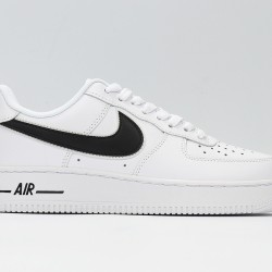 Air Force 1 Low White Black Unisex Running Shoes AO2423-101 AF1 Sneakers