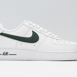 Air Force 1 Low White Deep GreenUnisex Running Shoes AO2423-104 AF1 Sneakers