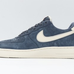 Air Force 1 Low Deep Blue Unisex Running Shoes AQ8741-401 AF1 Sneakers