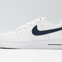 Air Force 1 Low White Blue Unisex Running Shoes AO2423-103 Sneakers