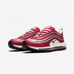 Nike Air Max '97 (GS) 310557 601 Red Varsity Red/Black-White Running Shoes